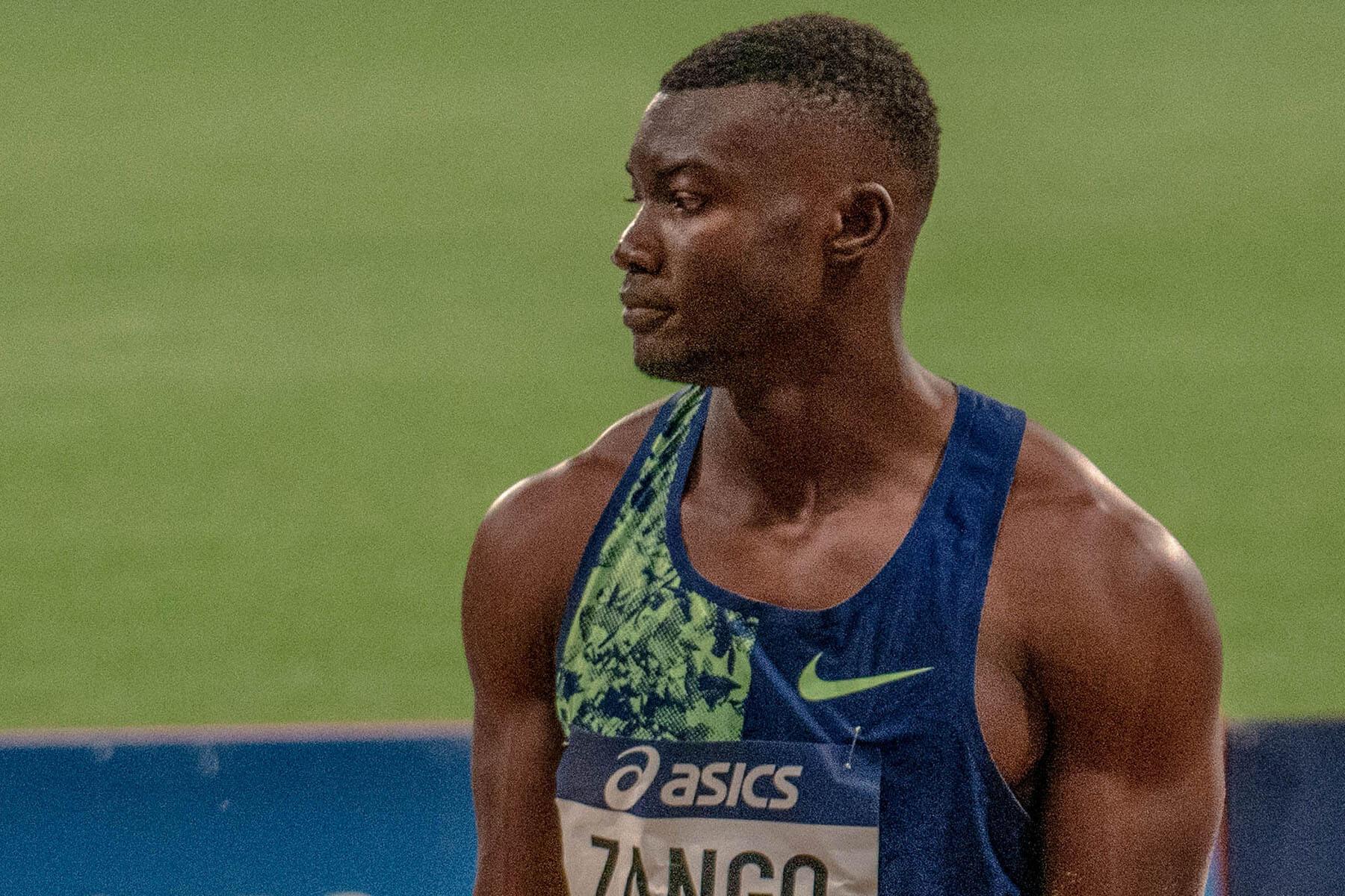 Hugues Fabrice Zango : doctorant et médaillé olympique !